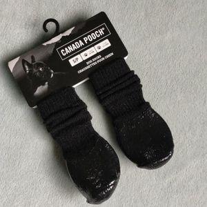 ❄️ Canada Pooch | Slouchy Dog Socks ❄️